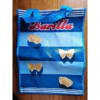 Barillaバリラ※ビニールトートバッグ限定缶パスタ(麺類)