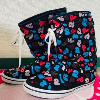 アディダス(adidas)のアディダス レディース ブーツ(ブーツ)