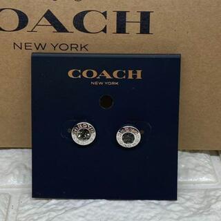 コーチ(COACH)の3【新品】コーチ レディース F54516 サークル シルバー ピアス(ピアス)