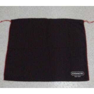 コーチ(COACH)の値下げ コーチ保存布袋2枚セット(ショップ袋)