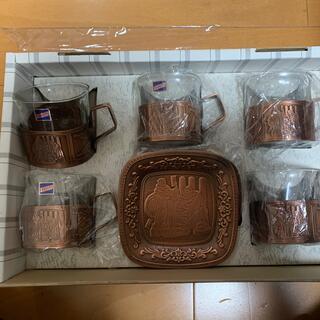 ティーカップセット・コーヒーカップセット(5客セット)