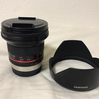 SAMYANG 12mm F2.0 NCS CS Xマウント サムヤン
