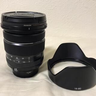 富士フイルム - XF16-80mm F4 R OIS WR 富士フイルム FUJIFILM