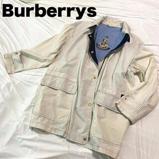 バーバリー(BURBERRY)のBurberrys バーバリーズ ブルゾン ハリントン ジャケット ユニセックス(ブルゾン)