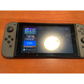 Nintendo Switch - Nintendo Switch 本体(箱無し)