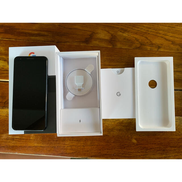 Google Pixel(グーグルピクセル)のPixel 3a simフリー(ソフトバンク版) スマホ/家電/カメラのスマートフォン/携帯電話(スマートフォン本体)の商品写真