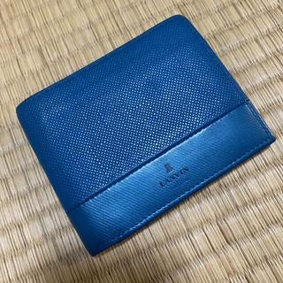 ランバン(LANVIN)のLANVIN 財布 美品(財布)