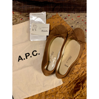A.P.C - A.P.C. × porselli ポルセリ 38 フラットシューズ