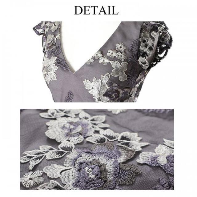 JEWELS(ジュエルズ)のジュエルズ キャバドレス ミニドレス レディースのフォーマル/ドレス(ナイトドレス)の商品写真