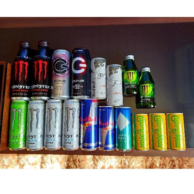 エナジードリンク 18本 詰め合わせ セット 食品/飲料/酒の飲料(ソフトドリンク)の商品写真