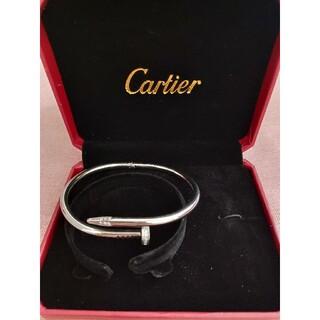 Cartier - 美品❀カルティエCartier ブレスレット 19cm 刻印 男女兼用