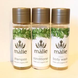 Malie Organics - malie マリエオーガニクス トラベルセット