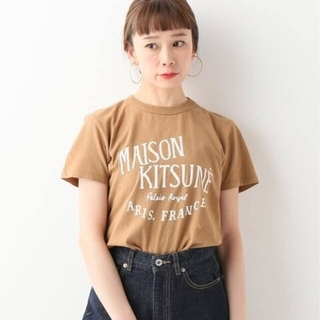 MAISON KITSUNE' - Maison Kitsune Tシャツ PALAIS ROYAL メゾンキツネ