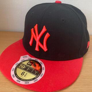 ニューエラー(NEW ERA)のニューエラキャップ(帽子)
