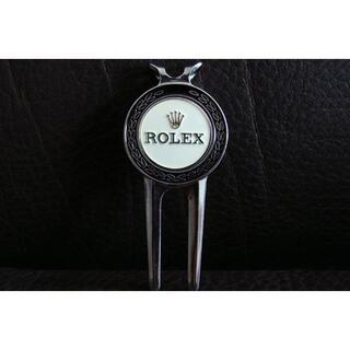 ROLEX ロレックス  ゴルフ グリーンマーカー マーカー グリーンフォーク