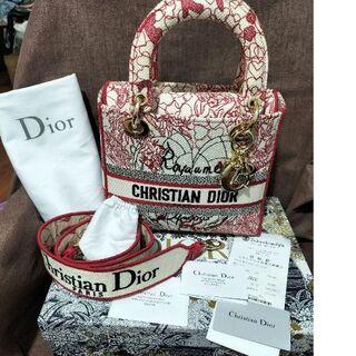 Christian Dior - ディオール Dior LADY D-LITE ミディアムバッグ