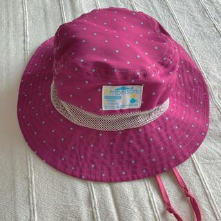 アンパサンド(ampersand)のampersand キッズハット 女の子 サイズ54cm(帽子)
