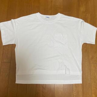 OMNES Tシャツ ホワイト(Tシャツ(半袖/袖なし))