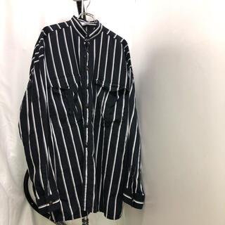 ジャンニヴェルサーチ(Gianni Versace)の【GIANNI VERSACE archive oversized shirt】(シャツ)