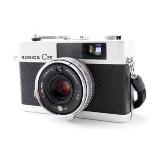 KONICA MINOLTA - KONICA C35 E&L フィルムカメラ