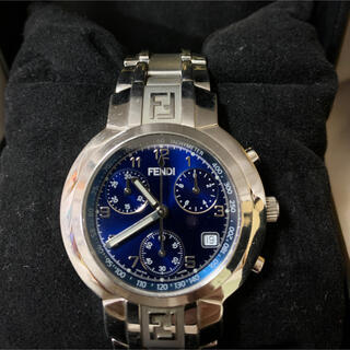 FENDI - 【中古品】FENDI メンズ 腕時計