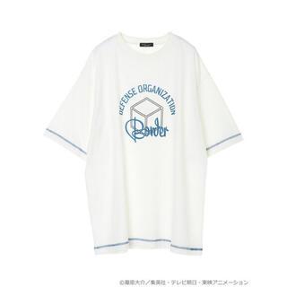 earth music & ecology - ワールドトリガーカラーステッチTシャツ