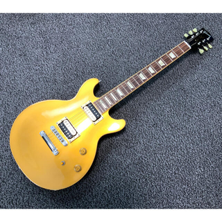 Gibson - Gibson Les Paul DC Gold Top