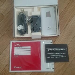 LG Electronics - docomo ドコモ モバイルWi-Fiルーター L-09C
