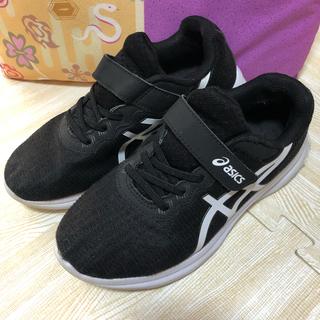 asics - アシックス 子供 靴 22.5