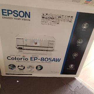 EPSON - エプソン EPSON プリンター EP-805AW