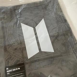 ボウダンショウネンダン(防弾少年団(BTS))のBTS Market bag 03  ON 公式(トートバッグ)