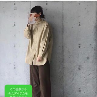 ローリーズファーム(LOWRYS FARM)のローリーズファーム  スタンドチュニックシャツ バンドカラー(シャツ/ブラウス(長袖/七分))