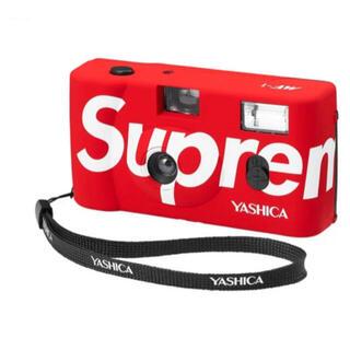 Supreme - Supreme Yashica MF-1 Camera red ヤシカ カメラ