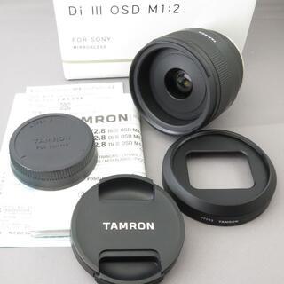 TAMRON - タムロン ソニーE用35mmF2.8DiIII OSD M1:2 F053