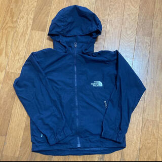 THE NORTH FACE - NORTH FACE ノースフェイス コンパクトジャケット キッズ 130