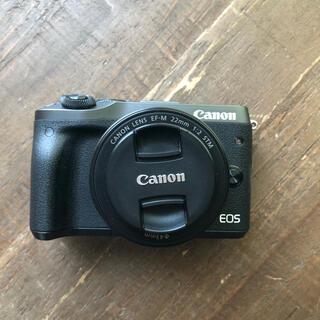 Canon - Canon EOS M6 キャノン ボディ BK &レンズセット