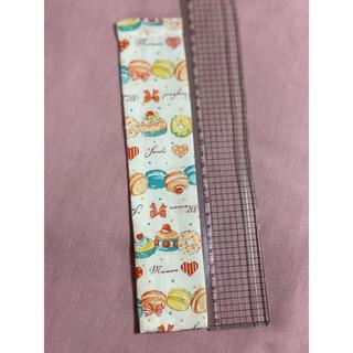 ②お箸袋 歯ブラシ袋 カトラリーケース(外出用品)