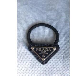 PRADA - PRADA ヘアゴム 新品未使用 2個セット割引→3000円
