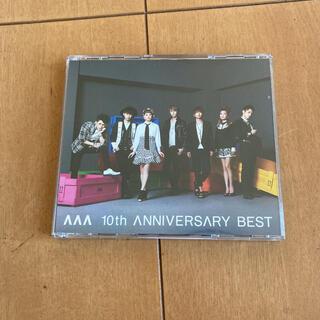 トリプルエー(AAA)のAAA 10th ANNIVERSARY BEST(ポップス/ロック(邦楽))