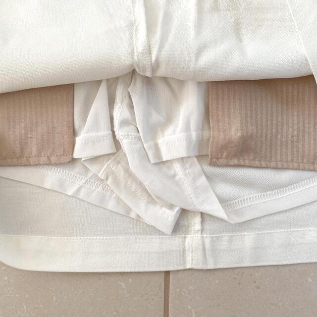 PEARLY GATES(パーリーゲイツ)の美品☆ジャックバニー インナー付きスカート サイズ1 スポーツ/アウトドアのゴルフ(ウエア)の商品写真