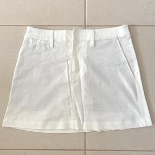 PEARLY GATES - 美品☆ジャックバニー インナー付きスカート サイズ1