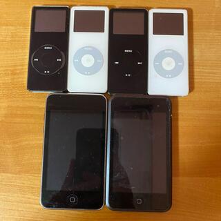 Apple - iPod6台セット
