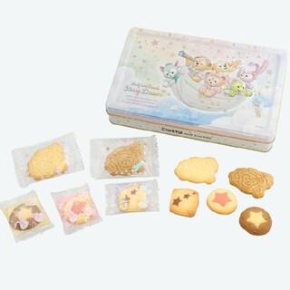 ダッフィー(ダッフィー)のダッフィー アソーテッドクッキー(菓子/デザート)