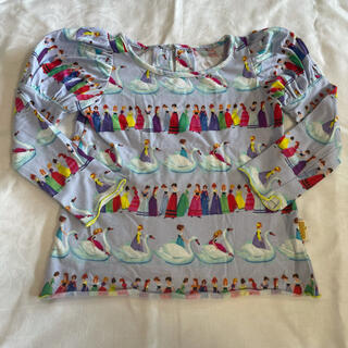 フェフェ(fafa)のfafa トップス 100cm(Tシャツ/カットソー)