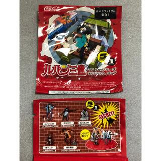 ルパン三世 TV1stシリーズ オリジナルフィギュア 5種+シークレット(フィギュア)