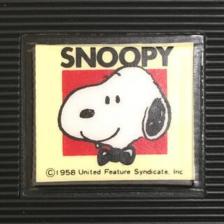 スヌーピー(SNOOPY)のスヌーピーのナツかわいい!黒いB5ファイルバインダー(ファイル/バインダー)