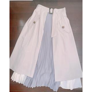 フレイアイディー(FRAY I.D)のfrayidスカート(ロングスカート)