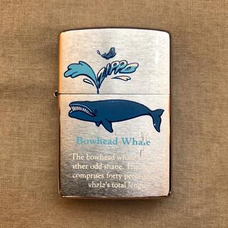 ZIPPO - zippo Bowhead Whale ジッポー 2000 クジラ