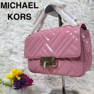 Michael Kors - 【新品・タグ付き】MICHAEL KORS チェーン ショルダーバッグ 斜め掛け
