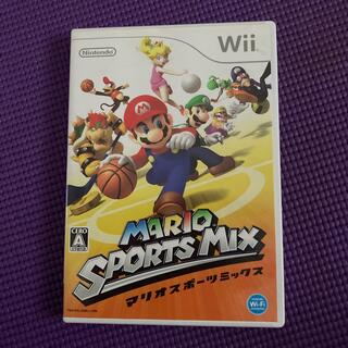 Wii - MARIO SPORTS MIX(マリオスポーツミックス) Wii